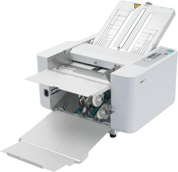 professionelle Falzmaschine Ideal 8335 für 6 Falzarten