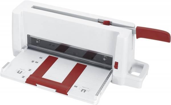 Ideal 3005 manuelle Stapelschneidemaschine A4 bis 50 Blatt, 300 mm