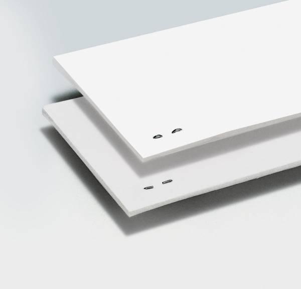 Ideal 8590 Flachklammern-Magazine für Booklet Maker