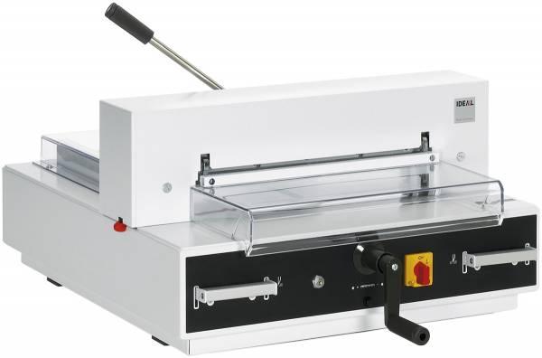 Ideal 4315 elektrische Stapelschneidemaschine DIN A3 400 Blatt, 430 mm