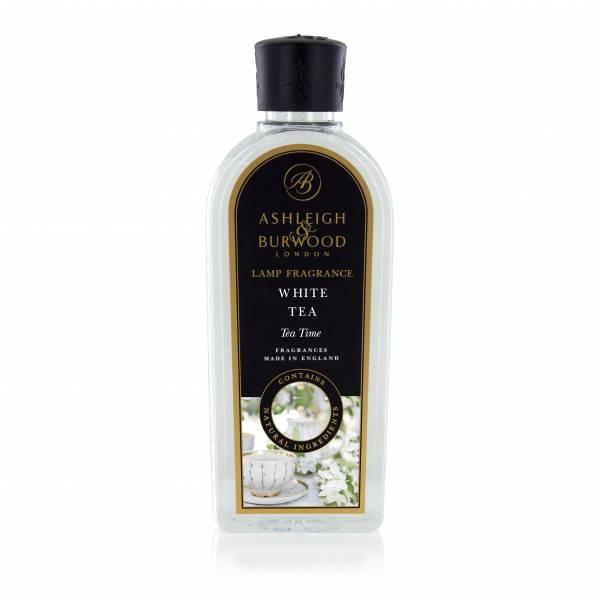 Raumduft Duftessenz White Tea für katalytische Duftlampen von Ashleigh & Burwood 500 ml