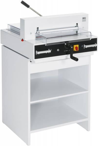 Ideal 4315 Stapelschneidemaschine 400 Blatt 430mm, + Unterschrank
