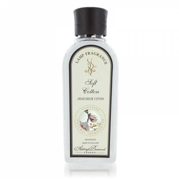Raumduft Duftessenz Soft Cotton für katalytische Duftlampen von Ashleigh & Burwood 500 ml
