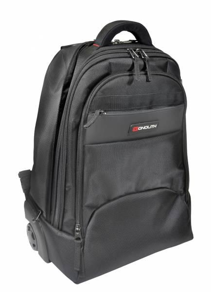 Monolith 3207 Laptop-Rucksack für Geräte 15,6 Zoll mit Rollen