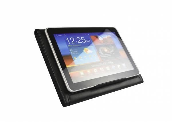 Monolith 2947 Tabletmappe - faltbare Mappe mit Aufsteller für Ihr Tablet