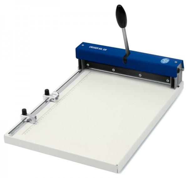 Rillgerät Cyklos KSL 320 Rillmaschine für Formate bis 320 mm Breite