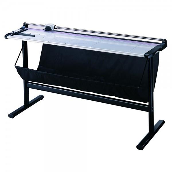 KWtrio 3027 Rollenschneider A0+ 2000 mm,Schnittlänge 7 Blatt, mit Untertisch