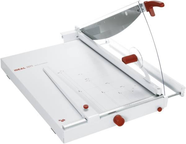 Ideal 1071 Hebelschneidemaschine 710 mm Schnittlänge, 40 Blatt