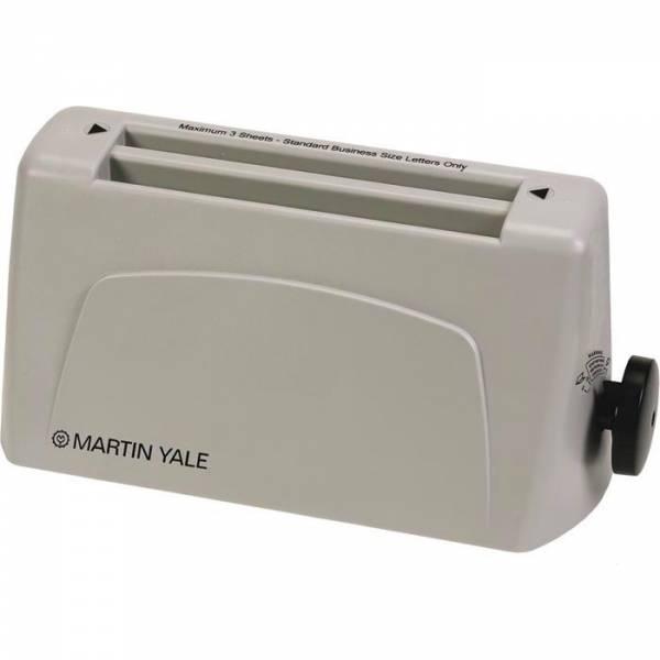 Martin Yale Falzmaschine 6400 für Brief- und Halbfalz DIN A4