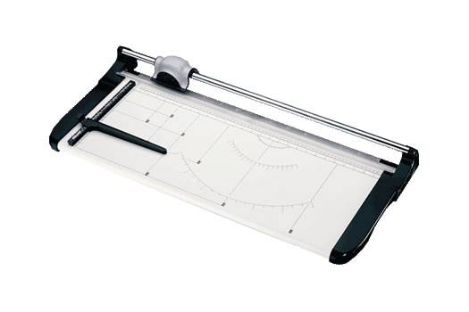 KWtrio 3020 Rollenschneidemaschine Rollenschneider A2 mit 12 Blatt Schneidleistung