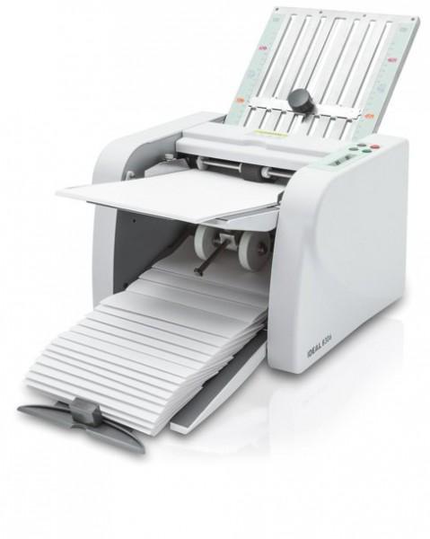 Ideal 8306 Büro-Falzmaschine DIN A4 mit 4 Falzarten