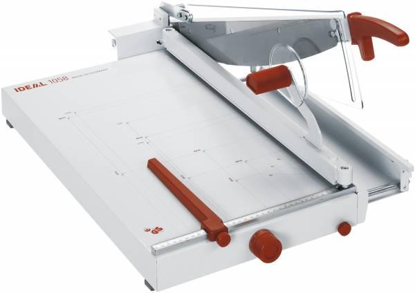 Ideal 1058 Hebelschneider A3 580 mm Schnittlänge, 40 Blatt