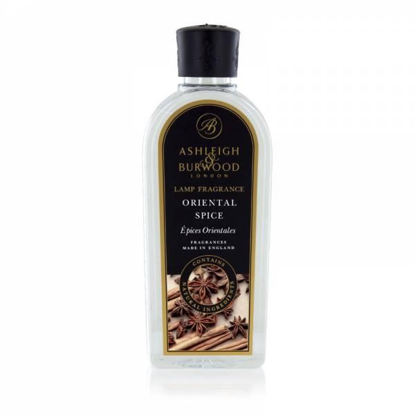 Raumduft Duftessenz Oriental Spice für katalytische Duftlampen von Ashleigh & Burwood 500 ml