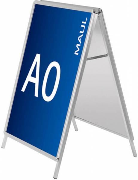 Maul Kundenstopper public - Format DIN A0, aluminium