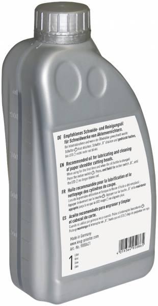 IDEAL Spezialöl für Aktenvernichter 5 x 1000 ml