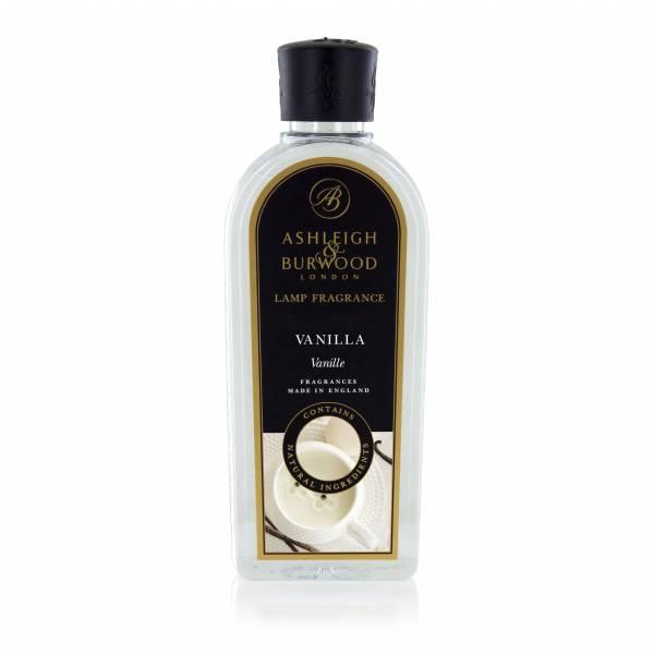 Raumduft Duftessenz Vanilla für katalytische Duftlampen von Ashleigh & Burwood 500 ml