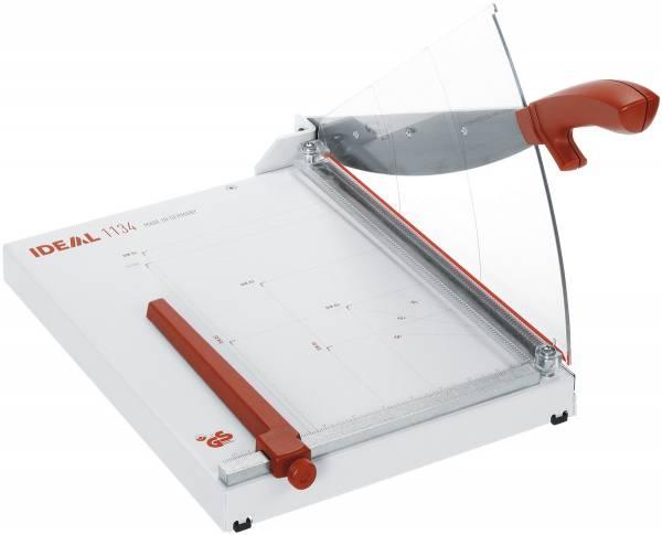 Ideal 1134 Hebelschneider 340 mm, 20-25 Blatt