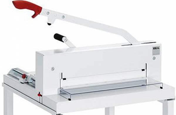 Ideal 4300 Stapelschneidemaschine A3 430 mm 200 Blatt Schnittleistung