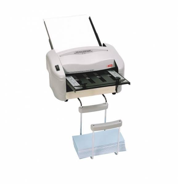 Intimus F7200 Büro-Falzmaschine DIN A4 mit vier Falzarten