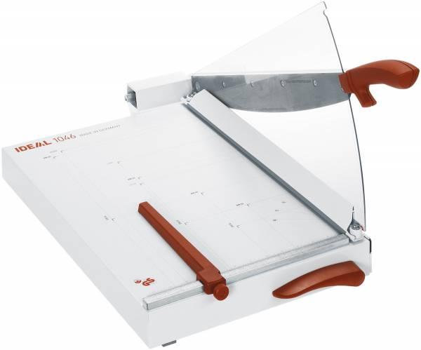 Ideal 1046 Hebelschneider A3 mit 460 mm Schnittlänge 30 Blatt