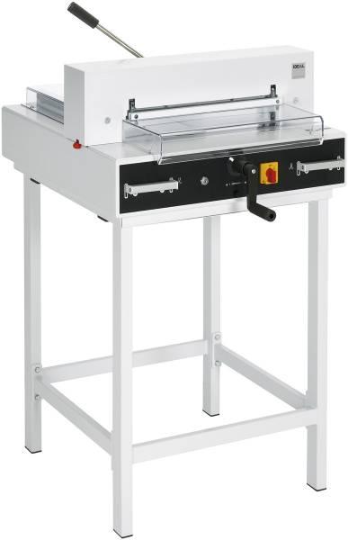 Ideal 4315 Stapelschneidemaschine 400 Bl.,430 mm + Untergestell