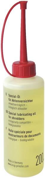IDEAL Spezialöl für Aktenvernichter 200 ml